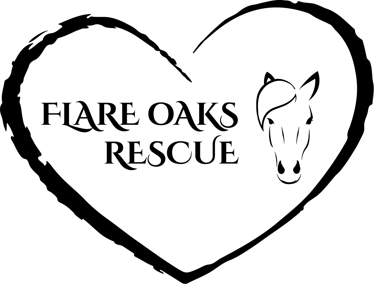 Flare Oaks Rescue – Harnett County, NC